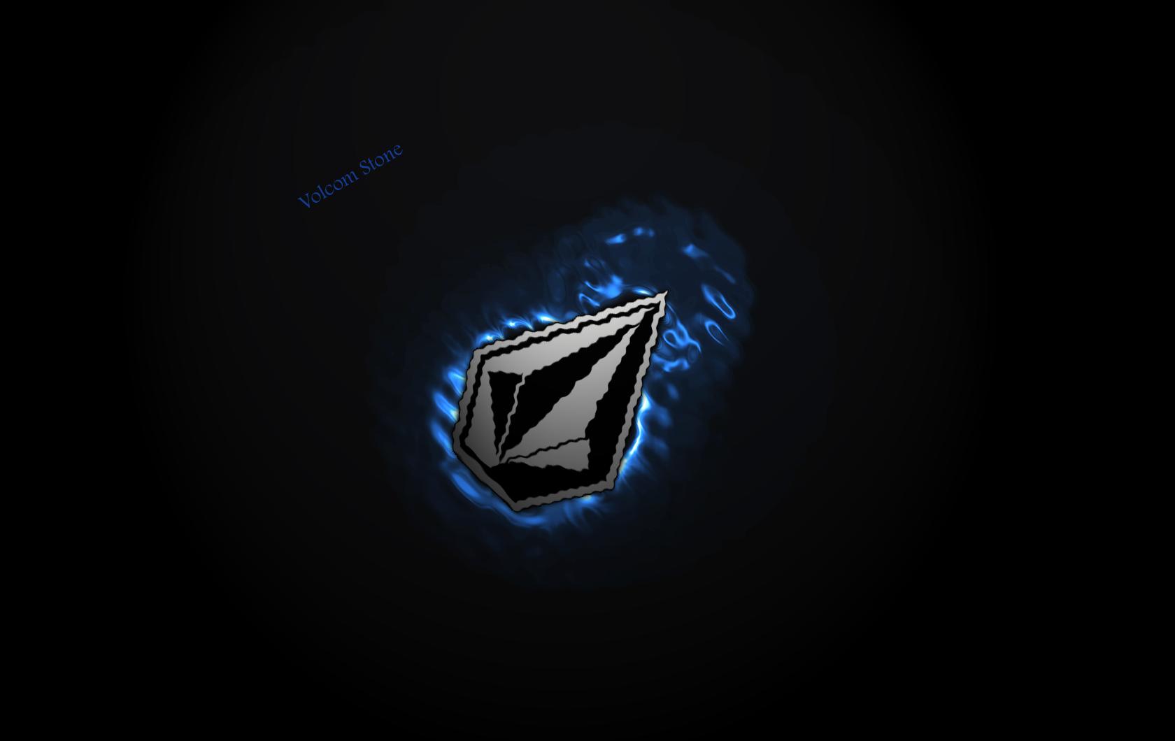 Volcom Logo Wallpaper
